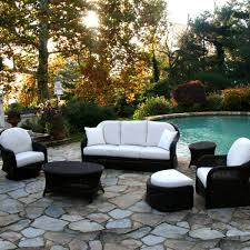 Incredible Outdoor Wicker Furniture Sets Clearance Clearance Patio Black Outdoor Wicker Furniture