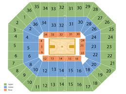 Los Angeles Coliseum Seating Chart Beasley Coliseum Seating Chart And Tickets