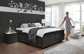Tapezieren Lila Modern Farbe Landhaus Bett Gold Grau Mobel Graues