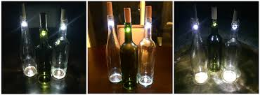 Decorating Empty Wine Bottles DIY Wine Bottle Lights A Unique Way to Upcycle Empty Wine 22