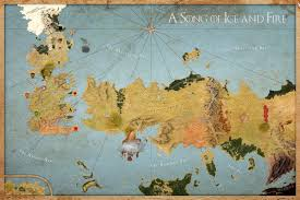 map a song of ice and fire  sigils all houses by sjefke on