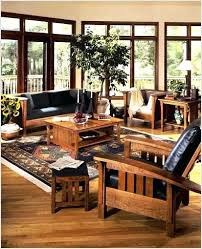 craftsman style living room furniture. Mission Style Living Room Furniture A On Sets Craftsman