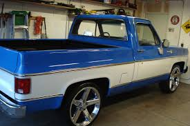 LOOK...1979 Chevy C-10 Pickup Bonanza Edition Shortbed...Awesome ...
