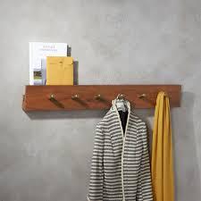 How To Mount A Coat Rack CB100 Hidden Channel WallMounted Coat Rack Wall mounted coat rack 76