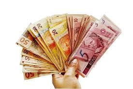 Resultado de imagem para dinheiro na conta