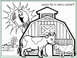 Free Farm Coloring Pages Cute Farm Animal Coloring Pages