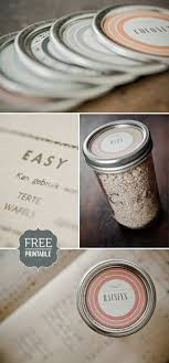 printable labels for mason jars my brand spanking new organised pantry free printables jar and free