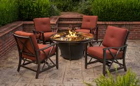 gas fire pit sets with seating. gas firepit table with tempered fiberglass top, burner · 48 fire pit sets seating i