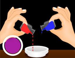 Food Coloring Chart To Make Purple Homemade Food Coloring Frosting Coloring Pages 1000 Images