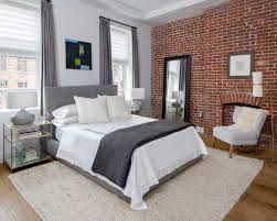 accent walls for bedrooms. Brick Accent Wall Walls For Bedrooms