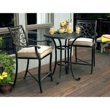 balcony bistro set outdoor bar height table sets designs patio modern ideas and 4 chairs pati