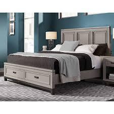 Norah Queen Storage Bed