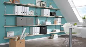 shelving systems for home office. shelving system pslot loft conversion home office with wall systems for