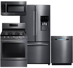 Black Kitchen Appliance Package Samsung Kitchen Appliance Bundle Bethfalkwritescom