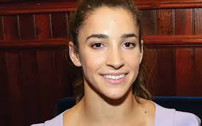 as capn of the u s women s gymnastics team in the rio and london olympics two time olympian aly raisman led her team to gold