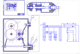 Курсовые и дипломные работы станки токарные металлорежущие  Курсовой проект Токарно винторезный станок ТВ 320