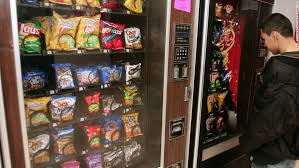 How To Get Free Chocolate From A Vending Machine Enchanting New Federal Rules Require Healthier School Snacks CNN