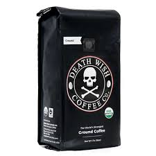 If they hadn't introduced a smoking ban, jim (have) his coffee and cigarete now. World S Strongest Coffee The Most Caffeinated Coffee Death Wish Death Wish Coffee Company