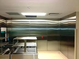 Kitchen Wall Panels Kitchen Wall Panels Fascinating Stainless Steel Wall  Panels For Commercial Kitchen Kitchen Design .