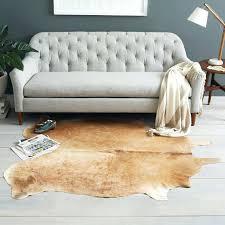 8x10 cowhide rug cowhide rug