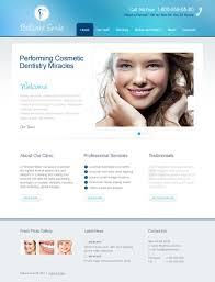 Dentistry Moto Cms Html Template Dental Dentist Website