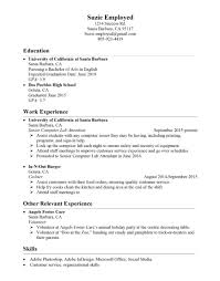 4 Things To Consider Before Writing Your First Resume Careermetis Com