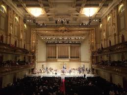 Boston Symphony Hall Seating Chart Orchestra Symphony Hall Boston 2019 All You Need To Know Before