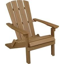 composite adirondack chairs. Folding Composite Adirondack Chair - Brown Chairs S