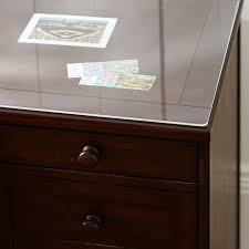 clear plastic desk pad prÖjs desk pad transpa 65x45 cm ikea desk regarding attractive home plastic desk mat prepare