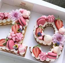 Number Birthday Cakes The Most Beautiful Cake Ive Ever Seen In My