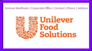 Phone And Address Unilever Bestfoods Corporate Office Contact Phone