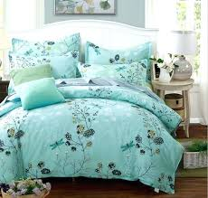 dragonfly bedding set dragonfly sheets blue dragonfly 4 bedding set twin full queen king size cotton dragonfly bedding set