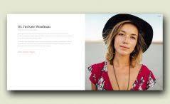 Download Free & Premium Resume Cv Bootstrap Website Template