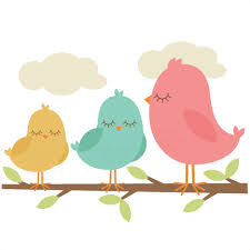 bird family clipart clipart images