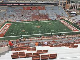 Dkr Texas Memorial Stadium Seating Chart Dkr Texas Memorial Stadium Section 105 Rateyourseats Com