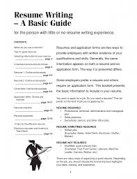 I Want To Make A Resume For Free Sample Resume For Job Application Unbelievable How To Make Free 13