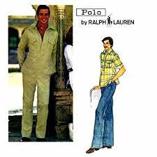 1970s mens shirt pants polo ralph