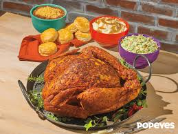 However, cooking a big meal for everyone can get expensive. Popeyes Cajun Style Turkey Returns For Thanksgiving 2020