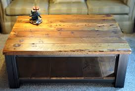 Good ... Coffee Table, Building Your Own Rustic Coffee Table How To Build A Coffee  Table From ... Great Ideas