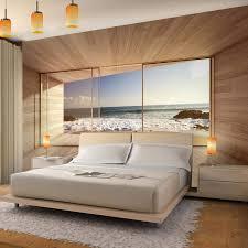Fototapete Fenster Zum Meer Vlies Wand Tapete Wohnzimmer