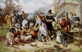 The fist thanksgiving ever