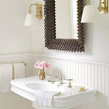 cottage bathroom mirror ideas. Powder Room Mirrors Design Ideas Throughout Mirror Decorations 4 Cottage Bathroom