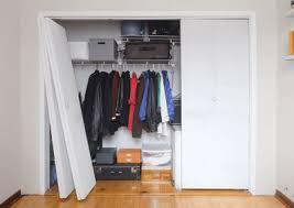 closet doors. (Image Credit: Jill Ruzicka) Closet Doors L
