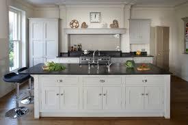 Esher Grey Shaker Kitchen transitional-kitchen