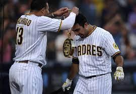 Padres' Daniel Camarena hits most ...