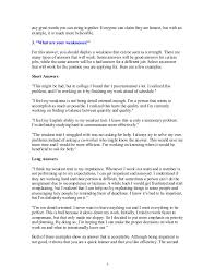 detail oriented examples interview questions