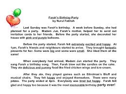 essay on my best friend birthday party their essay on my best friend birthday party