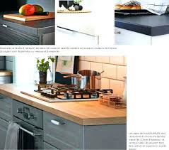 Plan De Travail Cuisine Ikea Sur Mesure Idée De Modèle De Cuisine