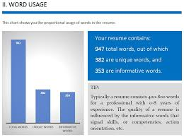 Resume Analysis Simple Online Resume Analysis And Results Check Job Match Get 60 Points