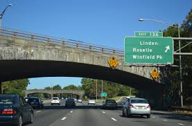 drivers bound for winfield linden and roe leave the garden state parkway northbound at exit 136 the borough of roe lies north of linden by way of